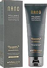 Духи, Парфюмерия, косметика Интенсивно отбеливающая зубная паста - WhiteWash Laboratories Nano Volcanic Whitening Toothpaste