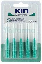 Духи, Парфюмерия, косметика Насадки для межзубной щётки - Kin MiniProx Conical Interdental Brush 0.9 mm