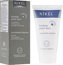 Духи, Парфюмерия, косметика Эмульсия против морщин - Nikel Anti-Wrinkle Emulsion