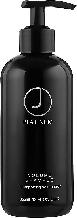 Шампунь для объема волос - J Beverly Hills Platinum Volume Shampoo
