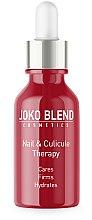 Парфумерія, косметика Олія для нігтів і кутикули - Joko Blend Nail & Cuticule Therapy