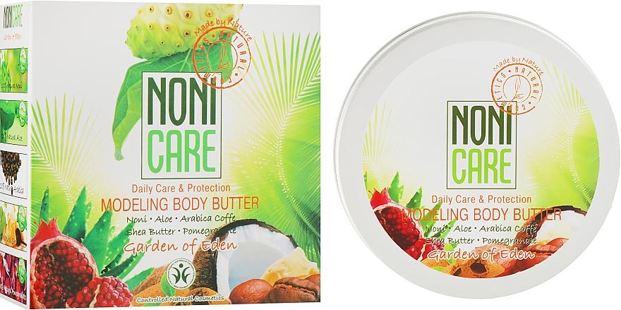 Моделирующие масло с эффектом похудения - Nonicare Garden Of Eden Modeling Body Butter