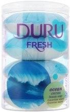 """Духи, Парфюмерия, косметика Туалетное мыло """"Свежесть океана"""" - Duru Fresh Soap"""