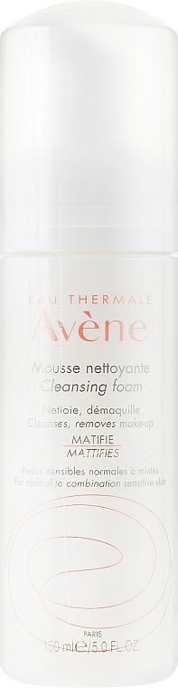 Очищающая пенка-мусс для умывания - Avene Eau Thermale Cleansing Foam