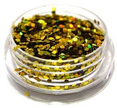 Духи, Парфюмерия, косметика Песок для ногтей соты, 1,0мм - Tufi Profi