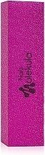 Духи, Парфюмерия, косметика Баф для ногтей, M-30, 4-х сторонний, фиолетовый неон 120/120 - Nails Molekula