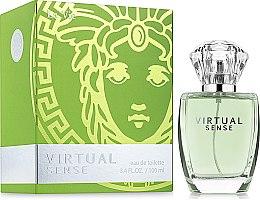 Духи, Парфюмерия, косметика Dilis Parfum La Vie Virtual Sense - Туалетная вода