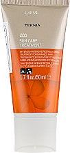 Духи, Парфюмерия, косметика Средство по уходу за волосами от солнечного воздействия - Lakme Teknia Sun Care Treatment