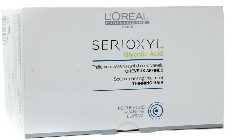 Пилинг для очищения кожи головы - L'Oreal Professionnel Serioxyl Scalp Peeling Thinning Hair