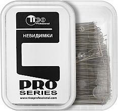 Духи, Парфюмерия, косметика Шпильки для волос ровные 60мм, коричневые - Tico Professional
