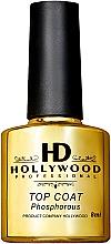 Духи, Парфюмерия, косметика Топ для гель-лака - HD Hollywood Rubber Phosphorus