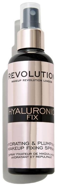 Спрей фиксирующий макияж - Makeup Revolution Hyaluronic Fix Spray