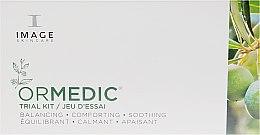 Духи, Парфюмерия, косметика Набор - Image Skincare Ormedic Trial Kit (f/cleans/7.4ml+mask/7.4ml+ser/7.4ml+cr/7.4ml)