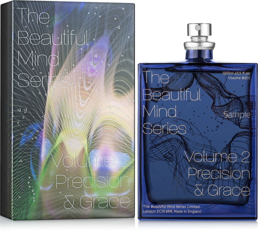 The Beautiful Mind Series Volume 2 Precision and Grace - Туалетная вода