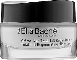 Духи, Парфюмерия, косметика Скиниссим регенерирующий подтягивающий ночной крем - Ella Bache Skinissime Crème Nuit Total-Lift Régénérante