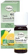 Духи, Парфюмерия, косметика Органическое эфирное масло лимона - Galeo Organic Essential Oil Lemon