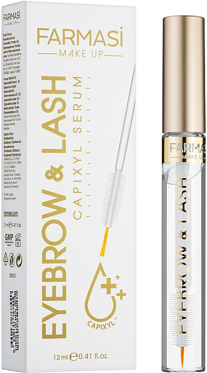 Сыворотка для ресниц и бровей - Farmasi Eyebrow and Lash Serum