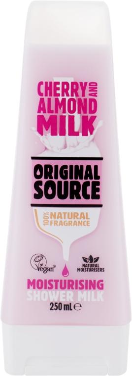"""Гель для душа """"Вишня и миндальное молочко"""" - Original Source Cherry & Almond Milk Shower Gel"""