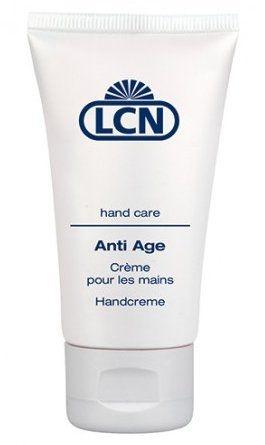 Крем для зрелой кожи (помпа) - LCN Hand Care Anti Age