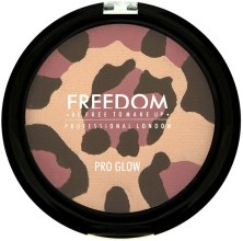 Духи, Парфюмерия, косметика Хайлайтер для лица - Freedom Makeup London Pro Glow