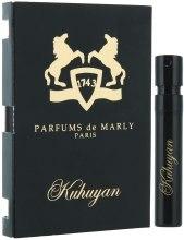 Духи, Парфюмерия, косметика Parfums de Marly Kuhuyan - Духи (пробник)