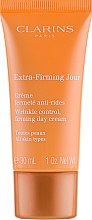 Духи, Парфюмерия, косметика Дневной крем - Clarins Extra-Firming Day Rich Cream For Dry Skin (тестер) (мини)