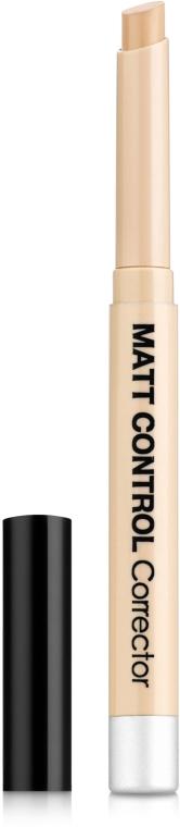 Маскирующий и матирующий корректор - Dermacol Matt Control Corrector