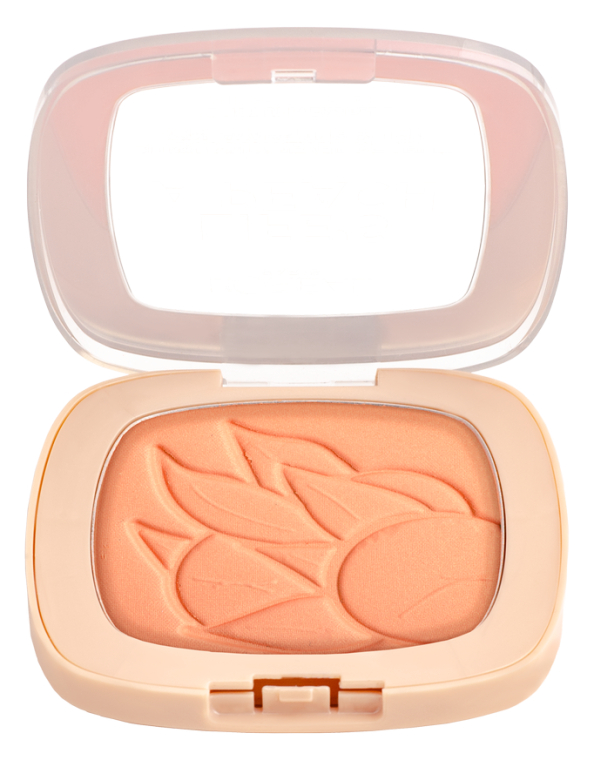 Румяна для лица - L'Oreal Paris Life's a Peach Blush Powder — фото N3