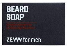 Духи, Парфюмерия, косметика Натуральное твердое мыло для ухода за бородой - Zew Beard Soap