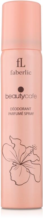 Faberlic Beauty Cafe - Дезодорант-спрей