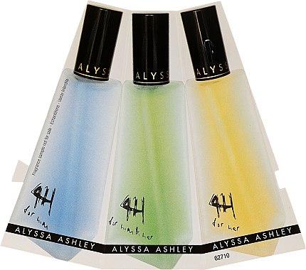 Alyssa Ashley 4H for Her - Парфюмированная вода (пробник) — фото N3