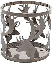 Духи, Парфюмерия, косметика Подсвечник для свечи - Yankee Candle Nordic Stag Jar Sleeve