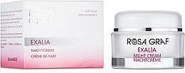 Духи, Парфюмерия, косметика Ночной крем для зрелой кожи - Rosa Graf Exalia Night Cream