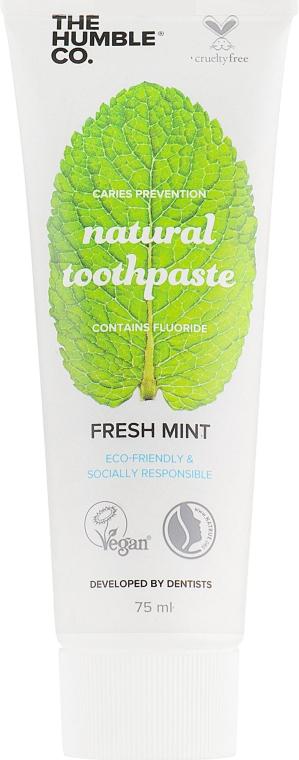 """Натуральная зубная паста """"Свежая мята"""" - The Humble Co. Natural Toothpaste Fresh Mint"""