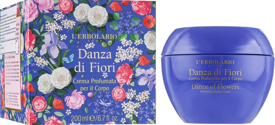 """Крем для тела """"Вальс цветов"""" - L'Erbolario Danza Di Fiori Crema Profumata Per Il Corpo"""