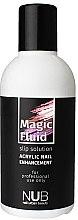Духи, Парфюмерия, косметика Конструирующая жидкость для акрил-геля - NUB Magic Fluid Slip Soluton