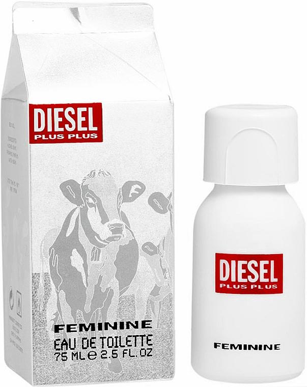 Diesel Plus Plus Feminine - Туалетная вода