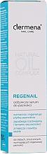 Духи, Парфюмерия, косметика Питательная сыворотка для ногтей - Dermena Nail Care Natural Oil Complex
