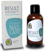 Духи, Парфюмерия, косметика Концентрированный бустер для восстановления ногтей и профилактики грибка - Result Nail Care