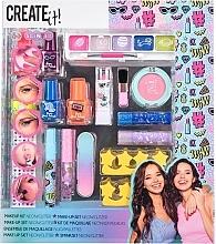 Духи, Парфюмерия, косметика Набор детской косметики в боксе - Create It! Galaxy Make-Up Set Neon Glitter