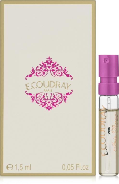 E. Coudray Iris Rose - Туалетная вода (пробник)