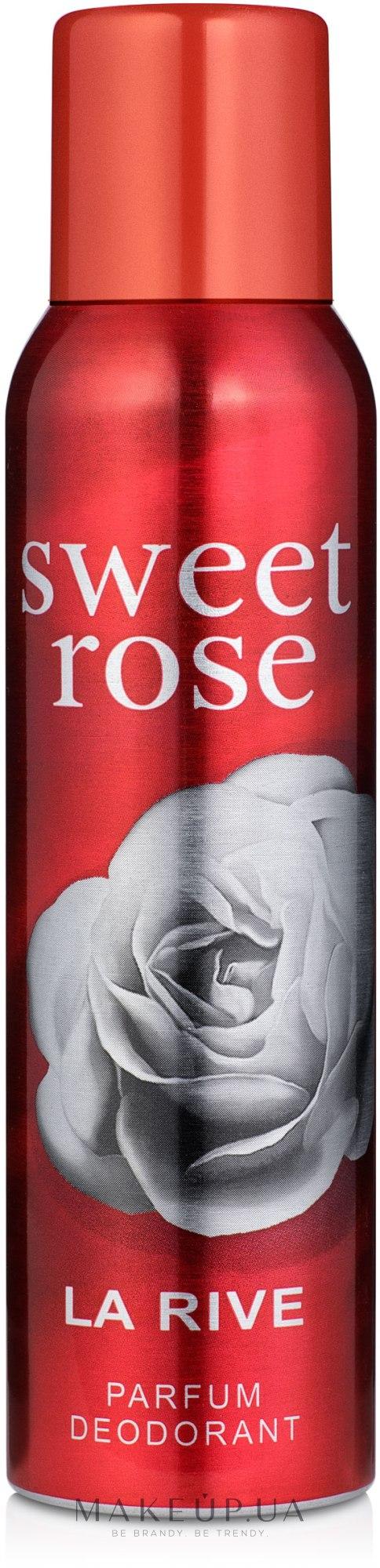 La Rive Sweet Rose - Дезодорант — фото 150ml