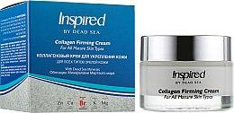 Духи, Парфюмерия, косметика Коллагеновый крем для всех типов зрелой кожи - Inspired Collagen Firming Cream