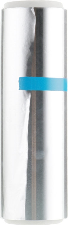 Фольга алюминиевая для парикмахеров, 13123, 15 см - DNA Silver Alluminium Foil