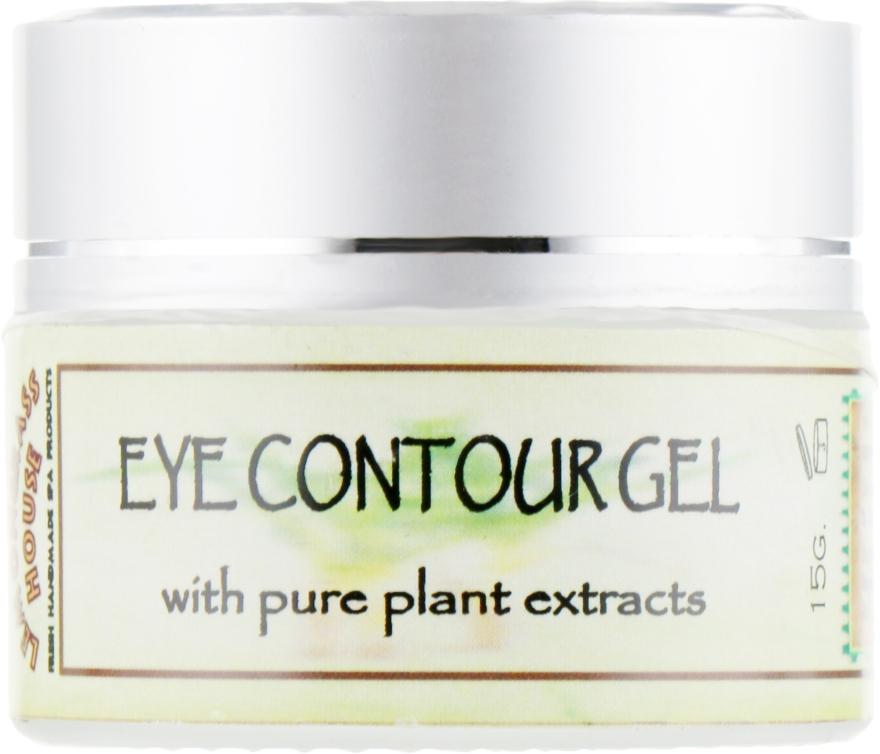 Гель для кожи вокруг глаз - Lemongrass House Eye Contour Gel