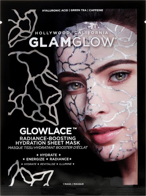 Тканевая маска - Glowlace Radiance-Boosting Hydration Sheet Mask — фото N1
