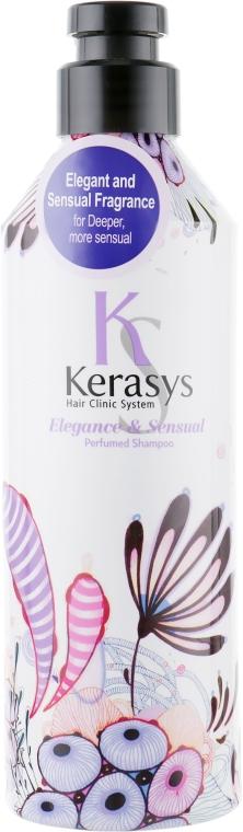 "Шампунь для волос ""Элеганс"" - KeraSys Elegance & Sensual Perfumed Shampoo"