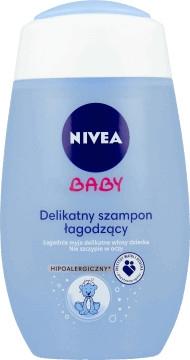 Смягчающий шампунь для детей - Nivea Baby Soothing Hypoallergenic Shampoo — фото N1
