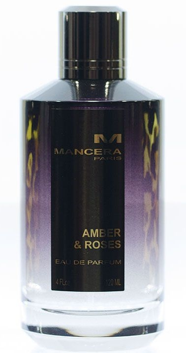 Mancera Amber & Roses - Парфумована вода (тестер з кришечкою) — фото N1