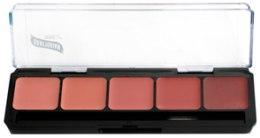 Духи, Парфюмерия, косметика Палитра кремовых румян - Graftobian HD Glamour Creme Palette